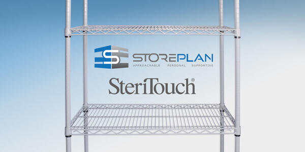 Storeplan SteriTouch