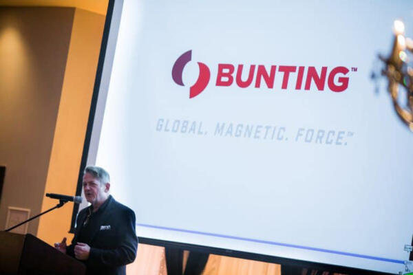 Bunting Rebrand