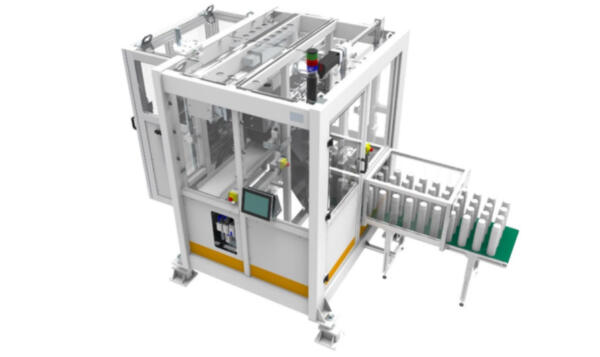 IML system from Beck-Automation