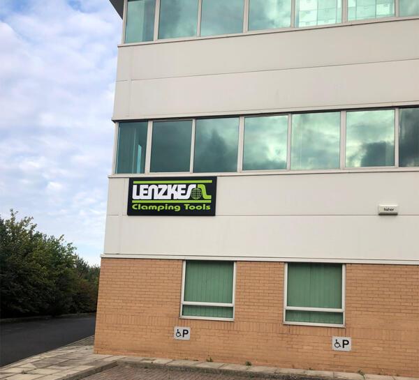 Lenzkes New Offices