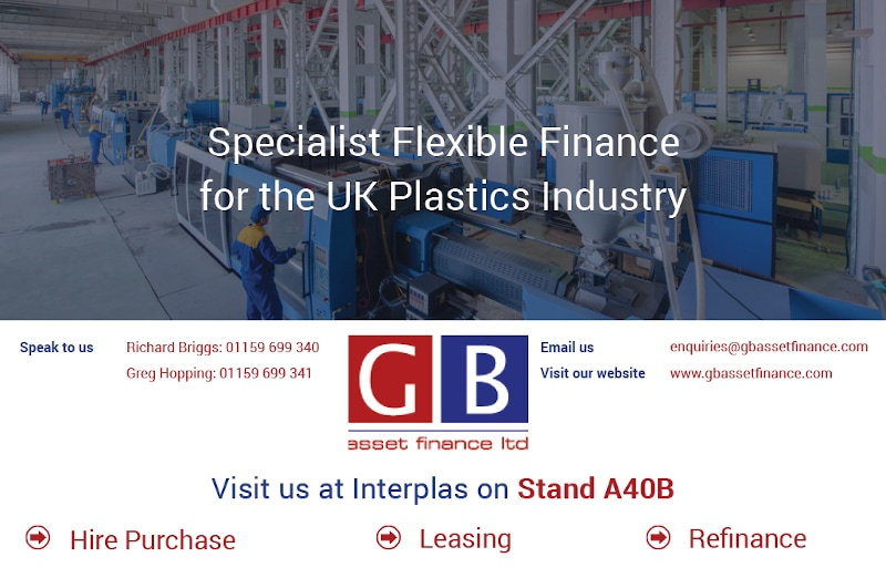 GB Asset Finance Print Advert