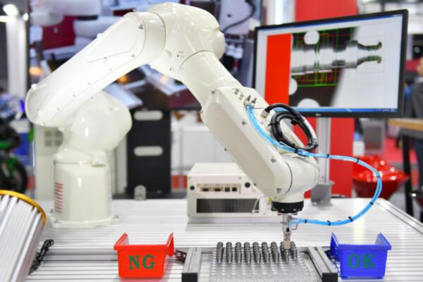 Vision System Robot Picker