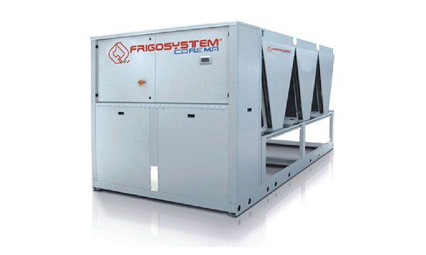 Intelicare + Frigosystem chiller