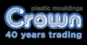 crown plastic mouldings logo