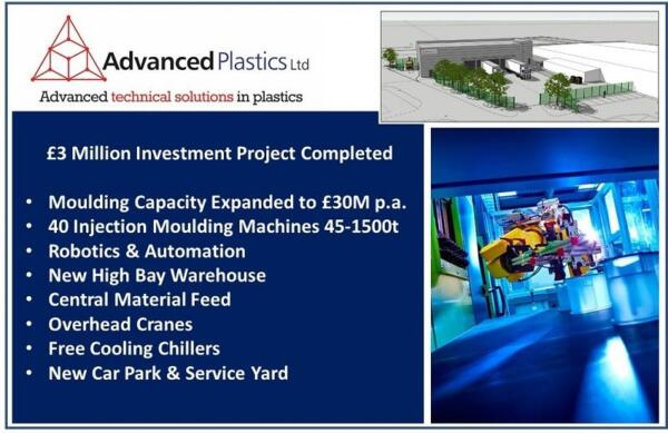 Advanced Plastics expansion