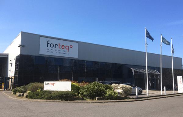 Forteq UK facility