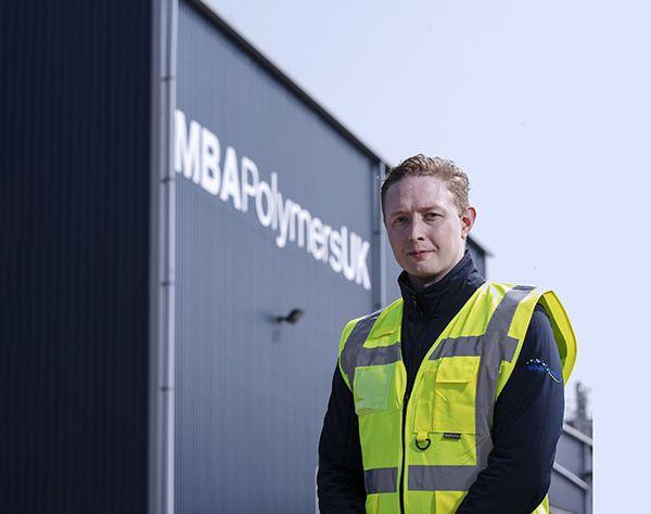 Paul Mayhew, MBA Polymers