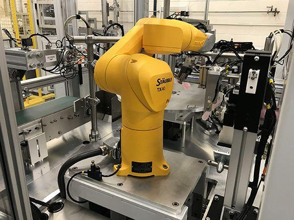 6-axis robot