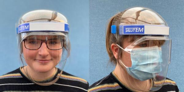 SALUTEM Face Shield