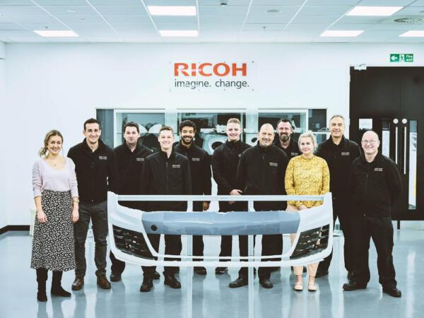 Ricoh 3D Team