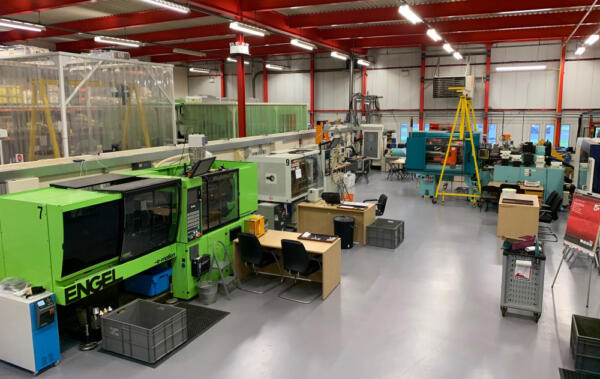 RJG Facility, Peterborough