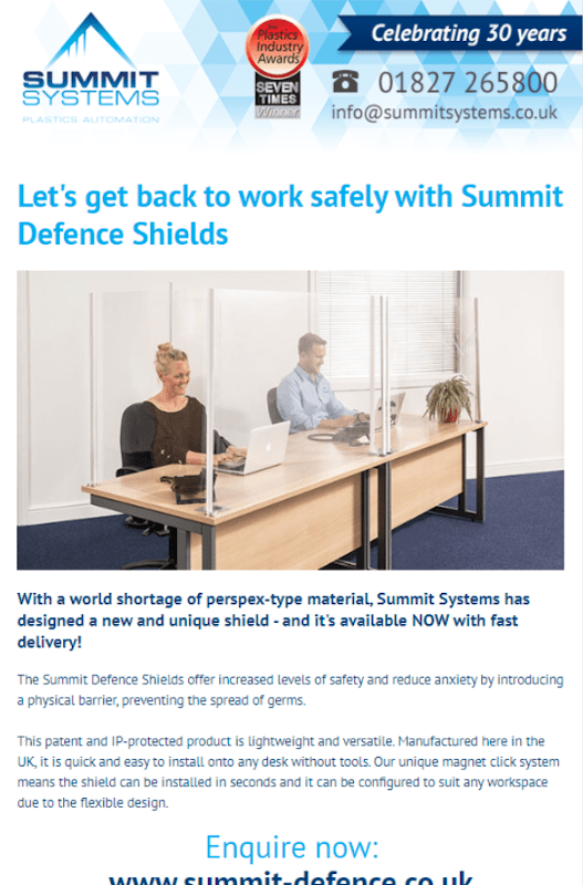Summit Systems Group Promo