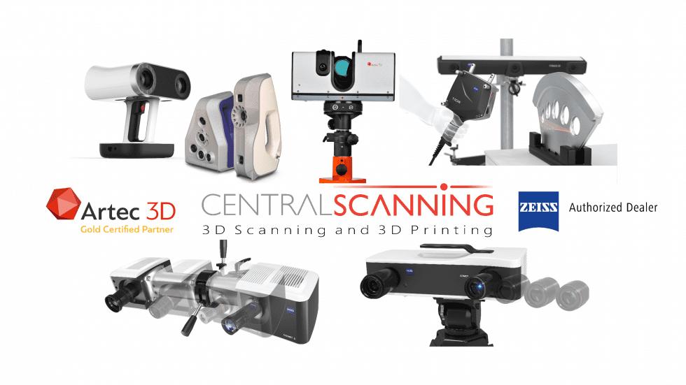 Central Scanning