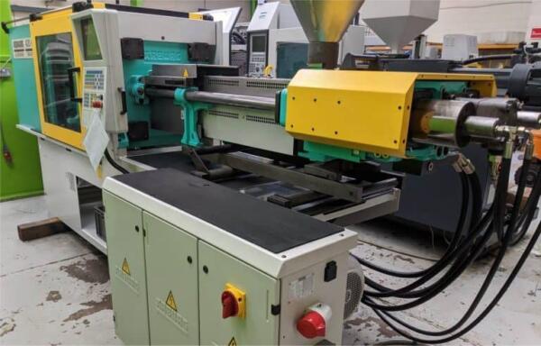 Arburg machine at Protool Plastics Group