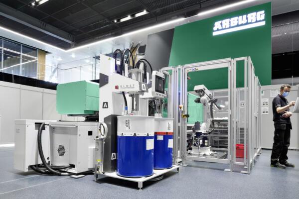 Allrounder manufacture