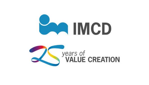 IMCD 25 Year Logo