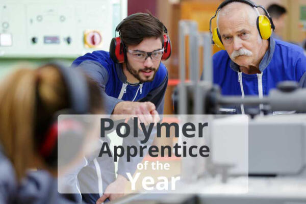 Polymer apprentice of the year