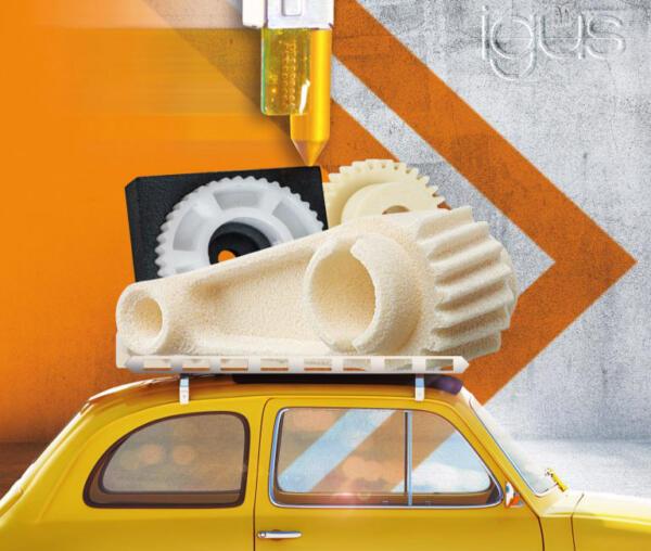 igus 3D Printing Service
