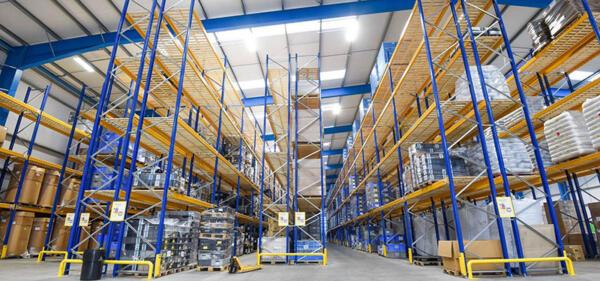 WHS Plastics' new distribution centre
