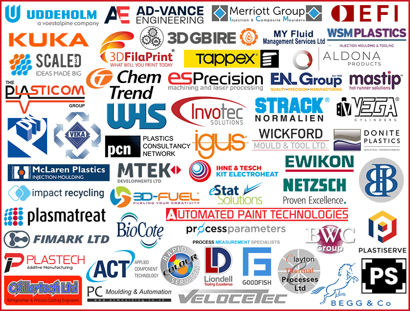 Logos of new PlastikCity Partners in 2020