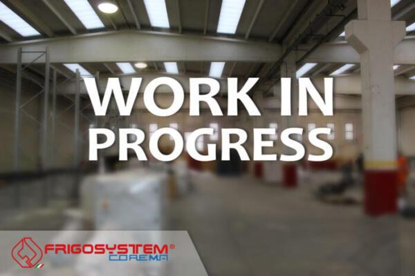 Frigosystem Work In Progress
