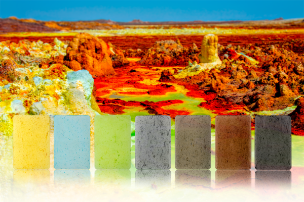 Ampacet introduces Dallol collection