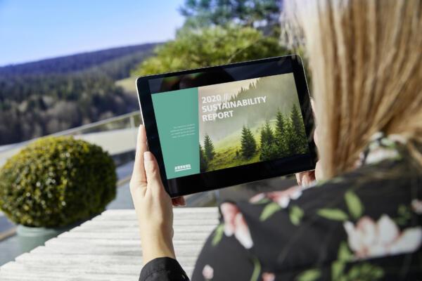 Arburg Sustainability Report