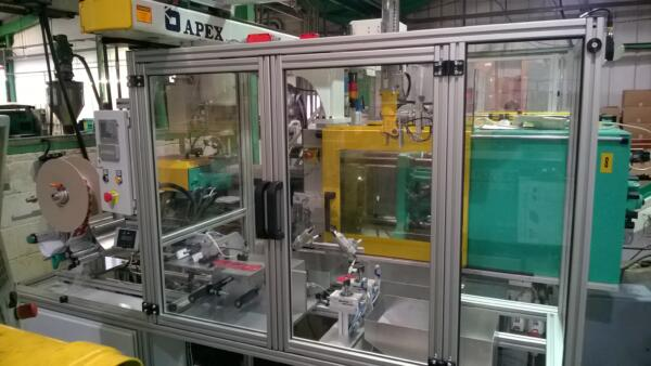 Moulding Machine, Robot & Automation Cell