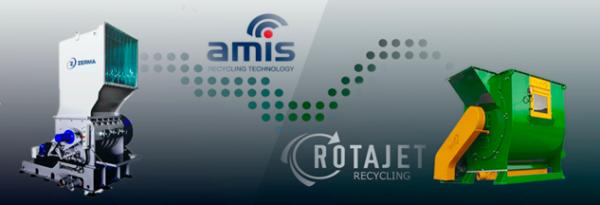 Rotajet & AMIS equipment