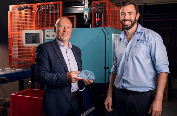 Boll� Safety announces new strategic partnership with MGS Technical Plastics 1