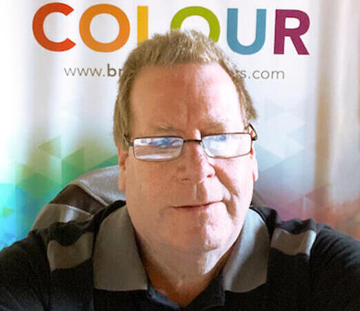 Ray Simpson, Broadway Colours