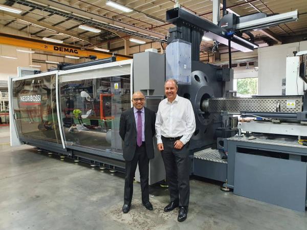1100T Machine - July 2020