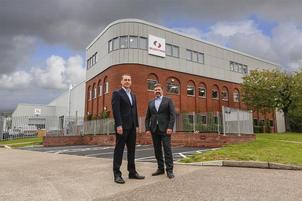 bunting redditch expanded facility open