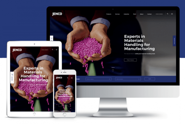 Jenco New Website