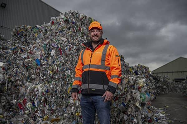 Steve Spencer of Bright Green Plastics