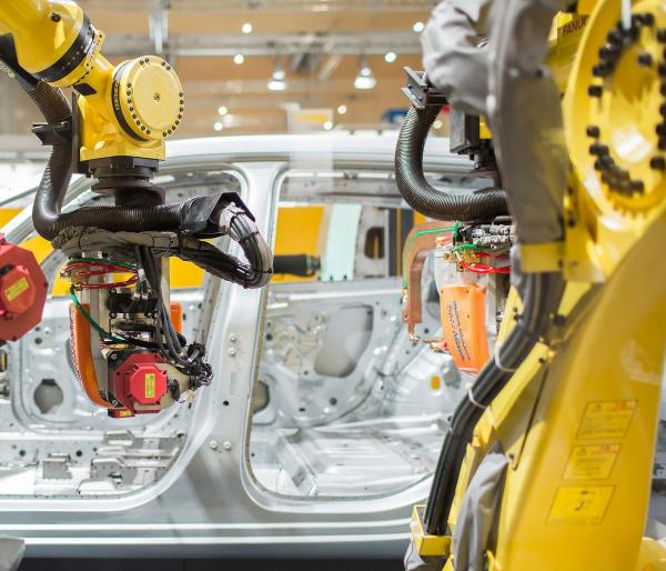 FANUC to Supply 500 Robots to Ford