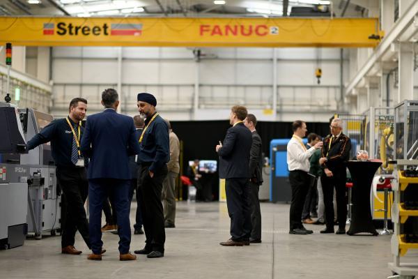 FANUC Open House Event 2021