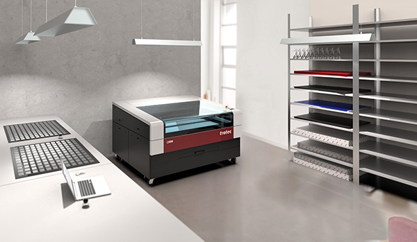 Trotec's New Q500 Laser Cutter