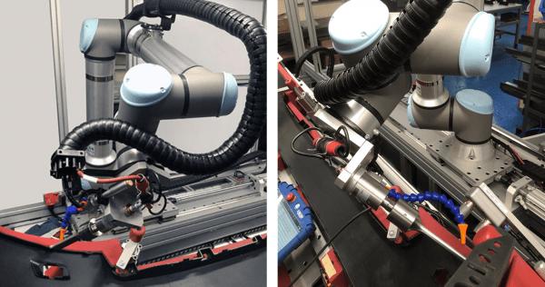Telsonic: Cobot and Robot Mounted Ultrasonics