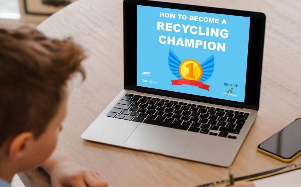 BPF's Recycling Resource Kit: How to Become a Recycling Champion