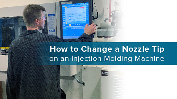 RJG on How to Change a Nozzle Tip