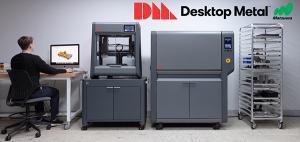 Matsuura Machinery Becomes Reseller of Desktop Metal