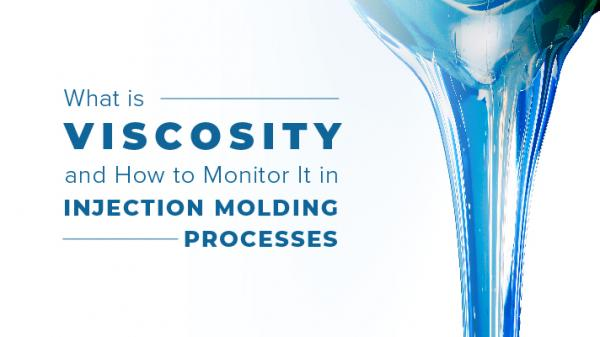 RJG: What is Viscosity and How to Monitor it in Injection Moulding Processes