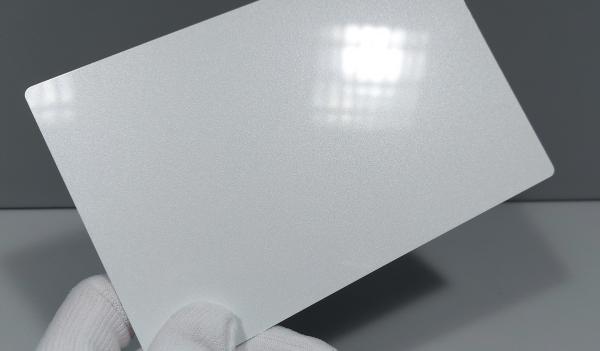 Automated Paint Technologies: Pearl Coat Effect Paint / Ostuni White Plaque
