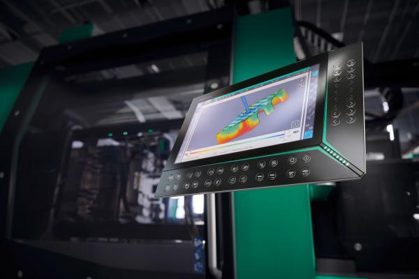 Arburg: Gestica Control System