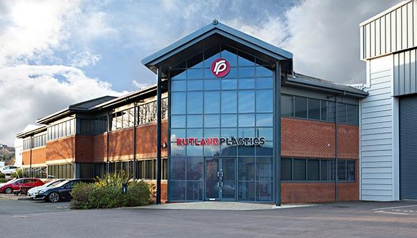 Rutland Plastics premises