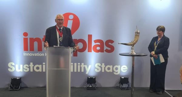 Announcing the Horners Awards Winners on the Sustainability Stage at Interplas