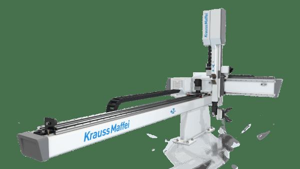 KraussMaffei: LRX EasyControl Linear Robot