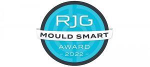 RJG Mould Smart Award Badge
