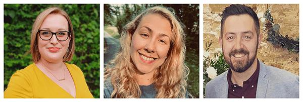 Sierra 57 Consult: Katie, Jess and Ivor